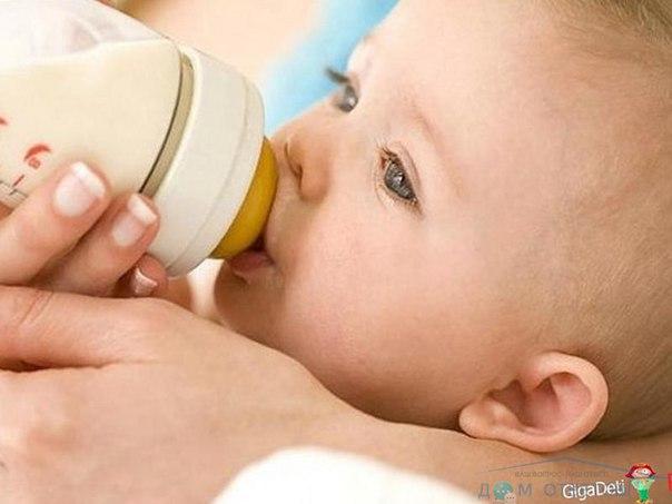 Кончается грудное молоко