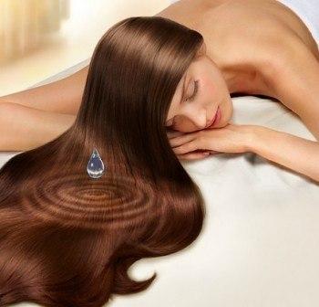 Лечебный уход за волосами