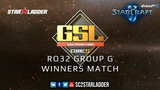2019 GSL Season 1 Ro32 Group G Winners Match TY (T) vs Impact (Z)