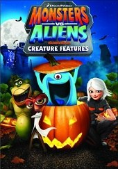 Monsters Vs. Aliens: Creature Features (2014) - Latino