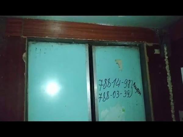 Заказное видеоОбзор убитого лифта МЛМ 320 кг с АН-180 0,71 мс (просп. Слобожанский, 71, г. Днепр)