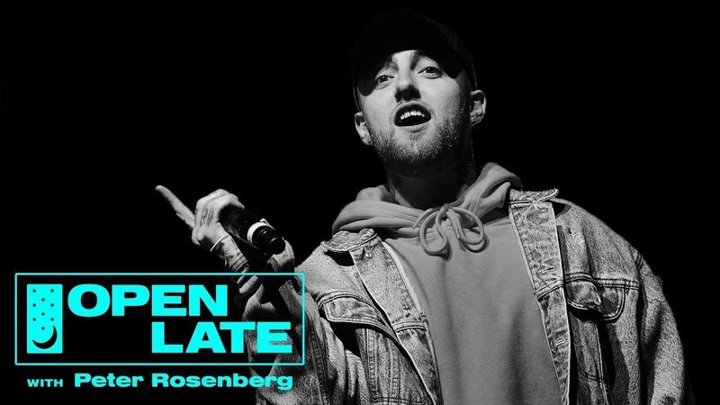 Mac Miller Tribute ft. Kendrick Lamar, MGK, Macklemore More | Open Late with Peter Rosenberg