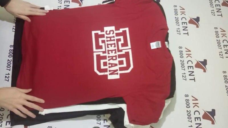 Футболки новые T shirts New сток 182128