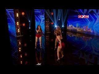 Singing Trio Miss Tres Has Big Surprise _ Asia's Got Talent Episode 3