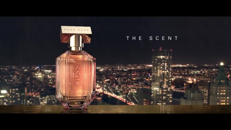 BOSS THE SCENT for Her Official Video with Anna Ewers Theo James HUGO BOSS