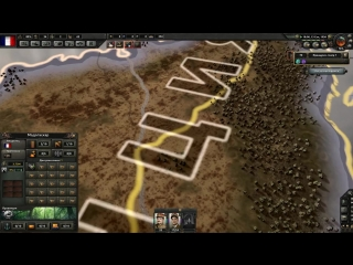 [Alzas channel] Прохождение Hearts of Iron IV за Францию 1# с модом Infection
