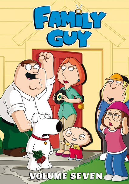 Гриффины 1-14 сезон 1-20 серия Filiza Studio | Family Guy