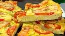 Этот вкус оценят все! Простейший рецепт пиццы из кабачков с помидорами. | Appetitno