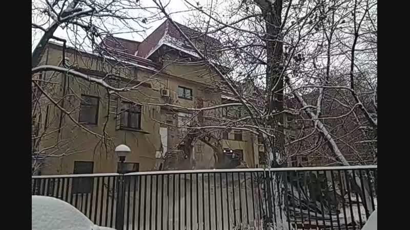 Снос Коммерсанта.