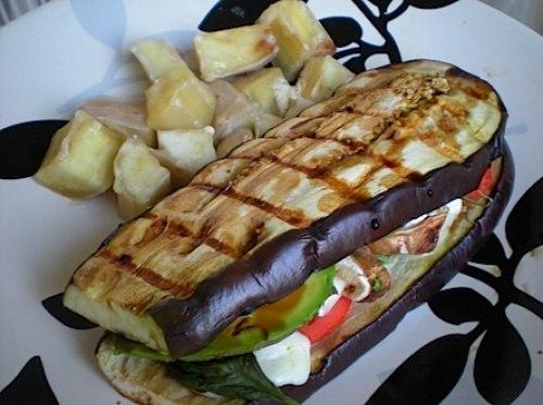 9 вкуснейших бутербродов без хлеба. Кру-то-та! 🍔 ↪