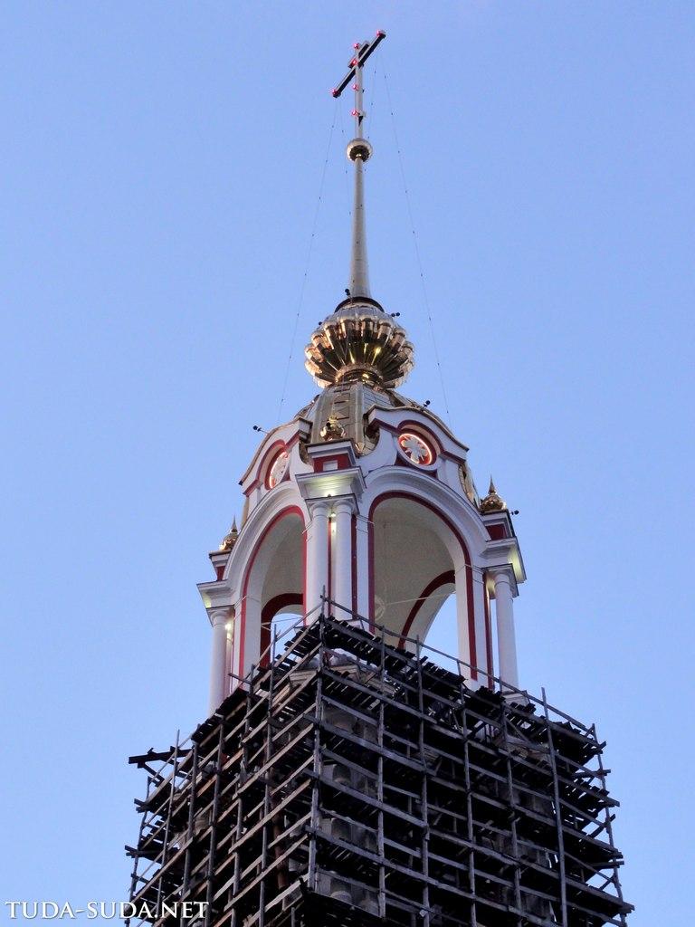 Храмы в Тамбове