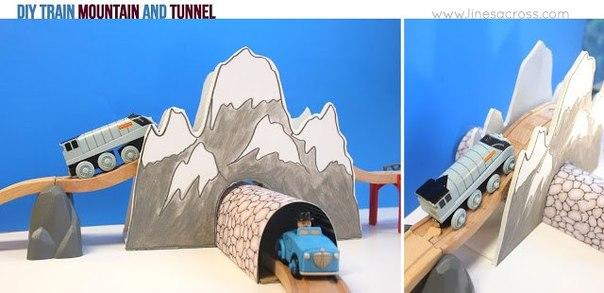 Как сделать тоннель для ребенка своими руками