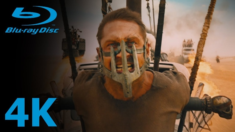 Mad Max Fury Road - The Chase Begins