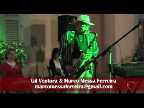 Gil Ventura Sax Marco Messa Ferreira Oboe multi-instrumentalist