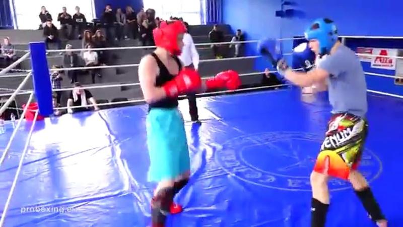 14 11 2015 Fight 3 KAMAKURA Baltic Club