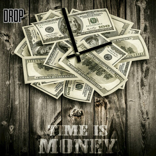 dRop альбом Time Is Money