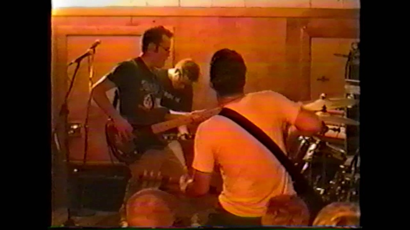 The Get Up Kids - August 28th, 1997, Fireside Bowl, Chicago, IL