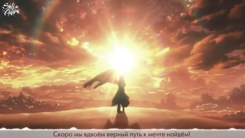 [Sousei no Aquarion OP2 RUS FULL] Go Tight! (Cover by Sati Akura).mp4