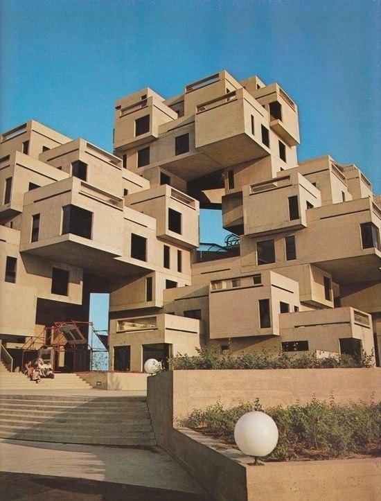 Главные футуристические постройки XX века