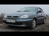 Обзор Chevrolet Lanos Шевроле Ланос   Максим Исаев