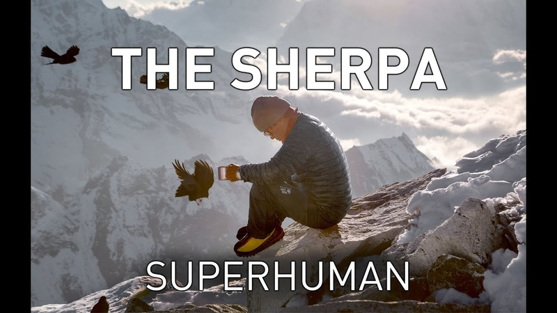 Real life X men Biology of the world's greatest climbers the Sherpa