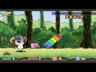 Обзор игр о Нян кэти 2 серия