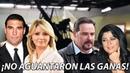 Estos actores eran AMANTES durante las grabaciones de sus telenovelas!