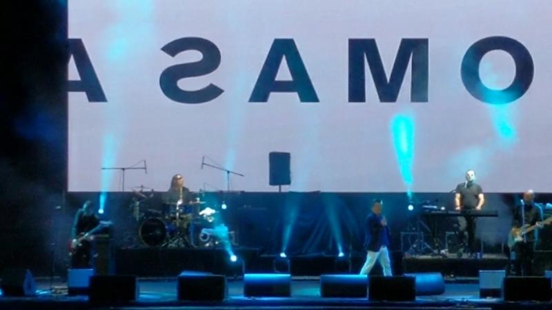 Thomas Anders в Одессе (15.07.2018)