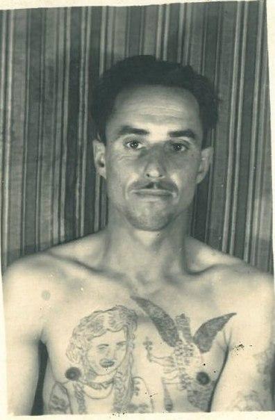 Re татуювання