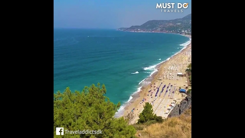 Alanya, Turkey is definitely worth checking out! ✈