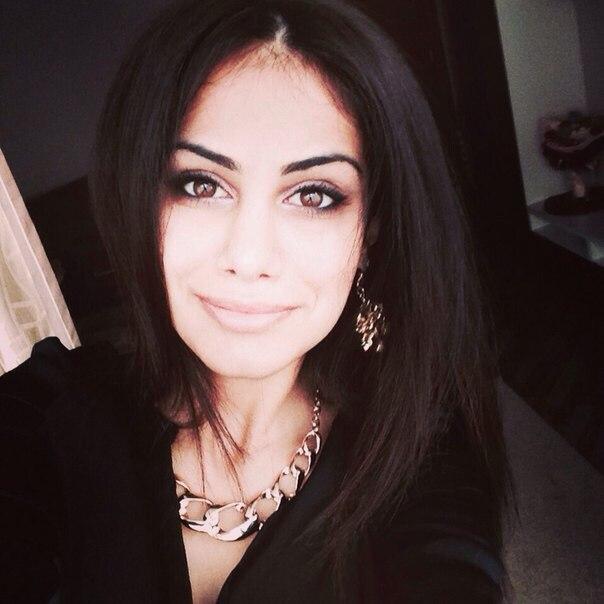 Самые красивые девушки армянки