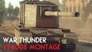 War Thunder - FV4005 Montage
