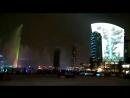Эмираты лазерное шоу