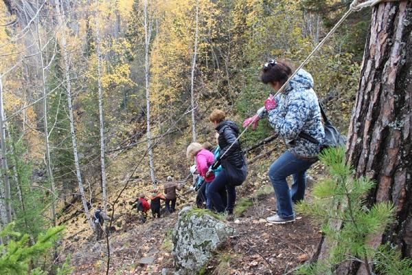 В Усть-Илимске состоялся массовый туристический поход