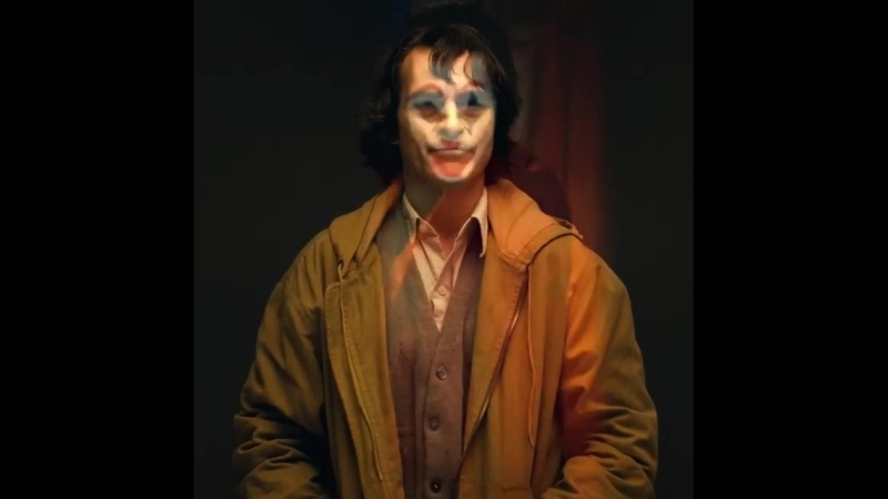 Camera test (w/ sound). Joker.