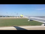 Анапа 04.05.2018 S7 Airlines Airbus a320