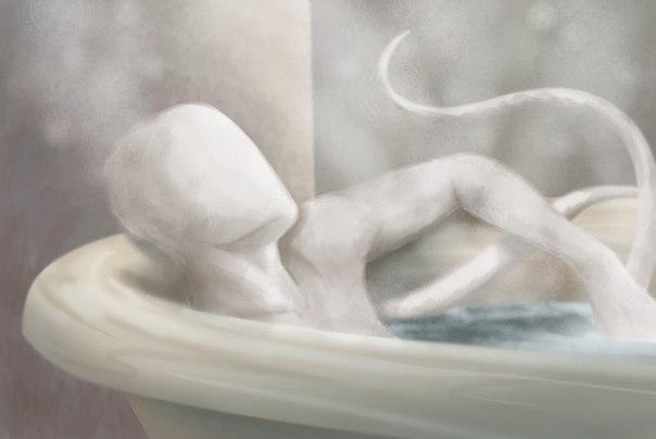 Слендермен секс пытки