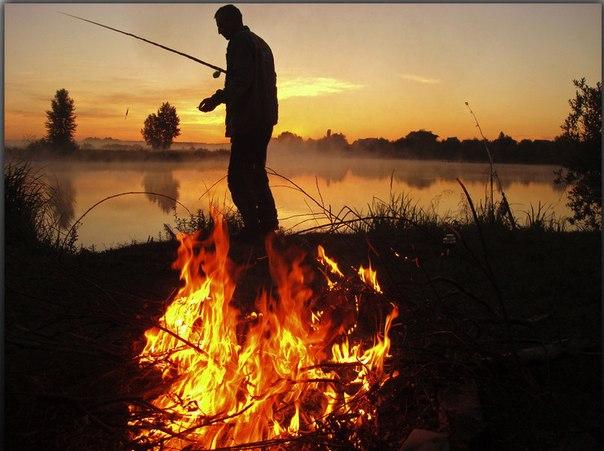 рыбалка с ночевкой осенью