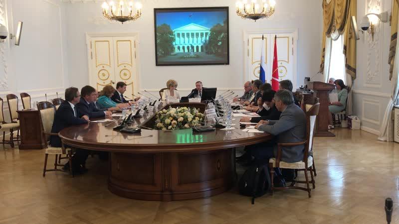Беглов провел заседание организационного комитета 61-й международной математической олимпиады