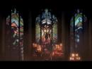 AniDub Diablo 3 Animated Short Film Дьябло 3 Война Ангелов и Демонов MVO