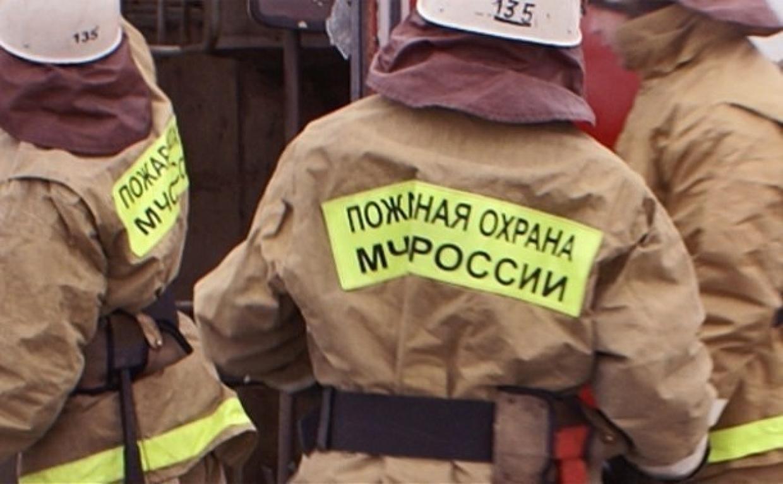 Пожар уничтожил жилой дом в Кардоникской
