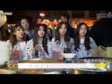 170430 Red Velvet @ NewShowBiz Taiwan Night Market (рус. саб)