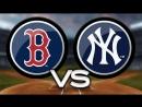 AL / 09.05.2018 / BOS Red Sox @ NY Yankees (2/3)