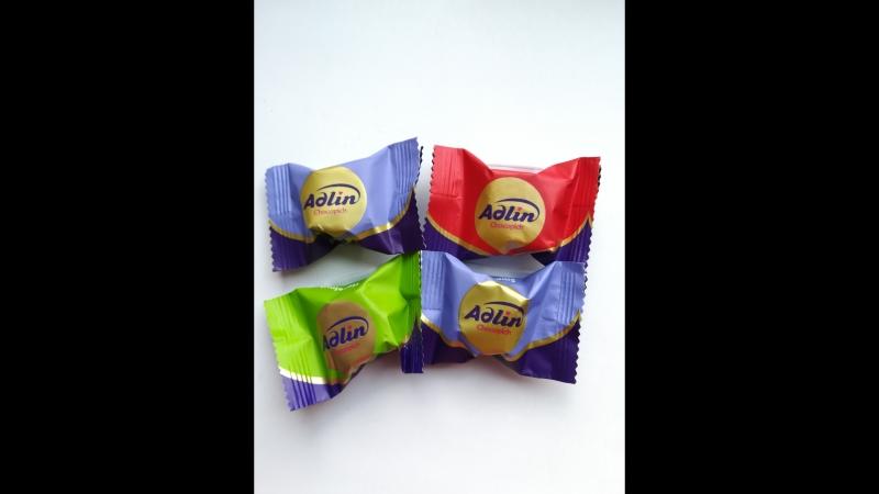 Букет из конфет Халяль
