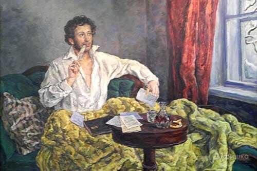 Плюсы карантина, на котором сидел Александр Сергеевич Пушкин: