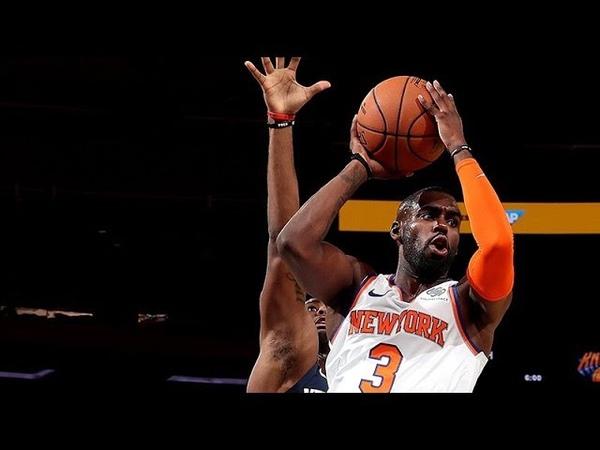 New Orleans Pelicans vs New York Knicks - Full Game Highlights   Oct 5, 2018   NBA Preseason