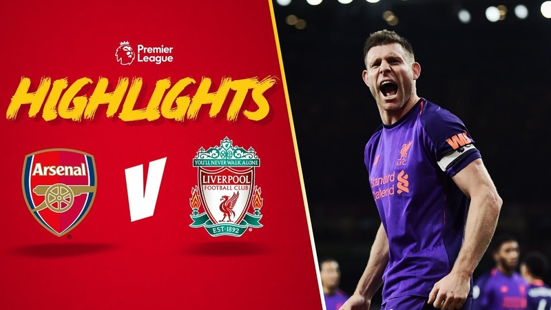 Highlights Arsenal 1 1 Liverpool Reds take point from Emirates