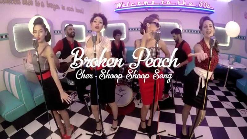 Cher - Shoop Shoop Song (by Broken Peach)