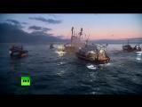 Морской бой в Ла-Манше