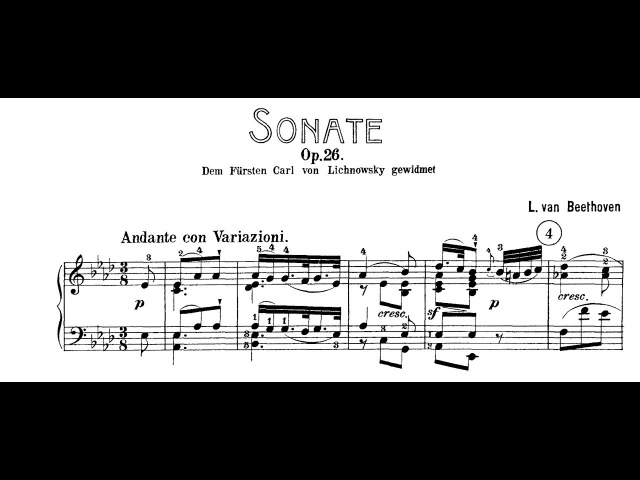 beethoven sonata analysis op 31 no 1 Each lecture will focus on one sonata and an aspect of beethoven's music exemplified by it (these might include: the relationship between beethoven the pianist and beethoven the composer the 77, which exemplifies the vital role improvisation played in all of beethoven's music, and the sonatas op.